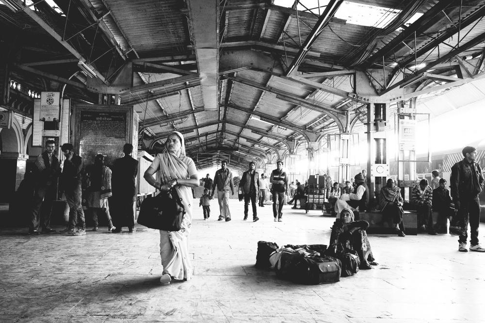 Jhansi Jn Railway Station 1