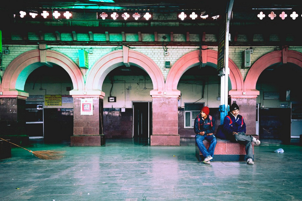 Jhansi Jn Railway Station 3