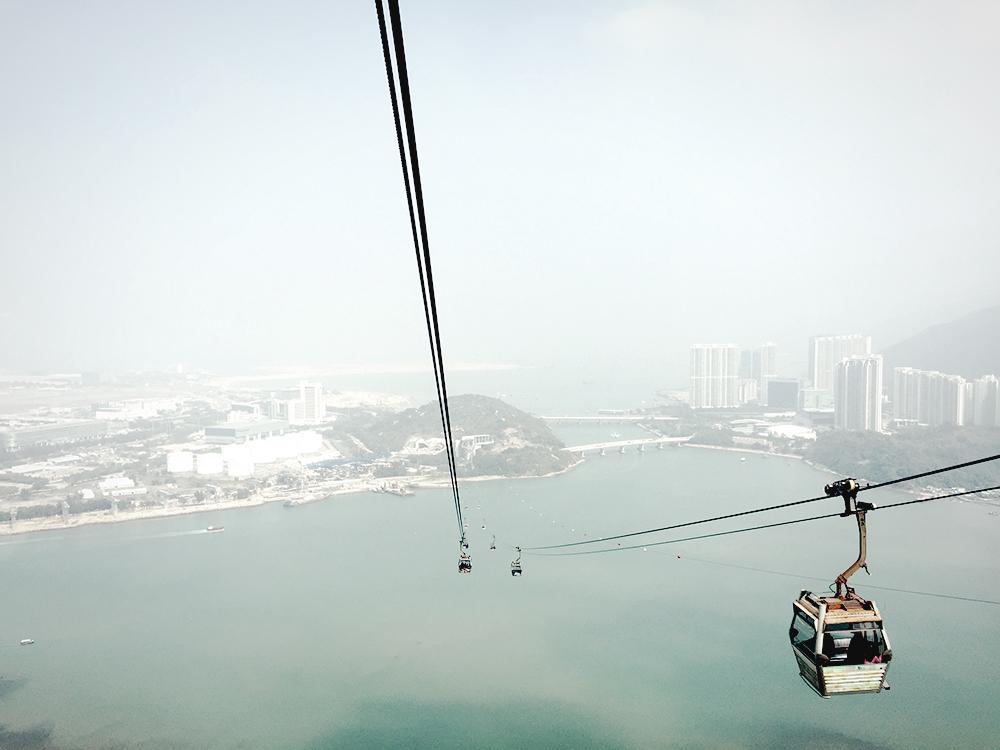 Ngong Ping 360 昂坪纜車